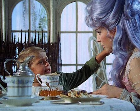 Le-avventure-di-Pinocchio Gina e Andrea Balestri