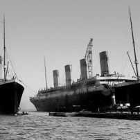 titanic and olympic