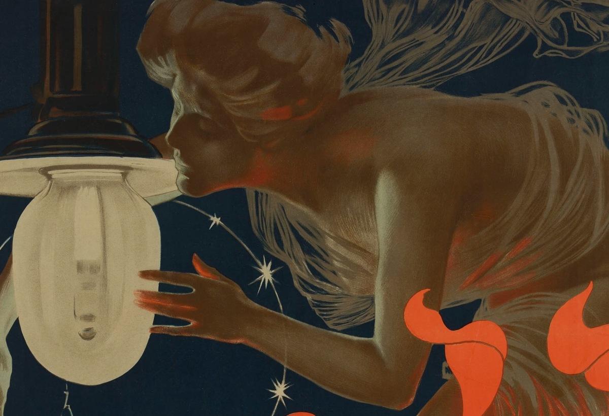 Illustri persuasori della Belle époque: la collezione Salce