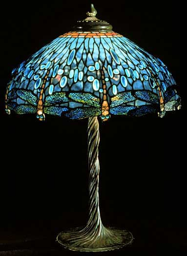 Dragonflies Tiffany Lamp