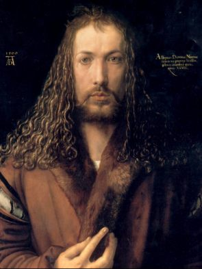 Dürer's self-portrait