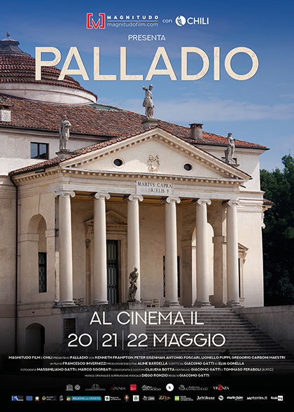 palladio documentario