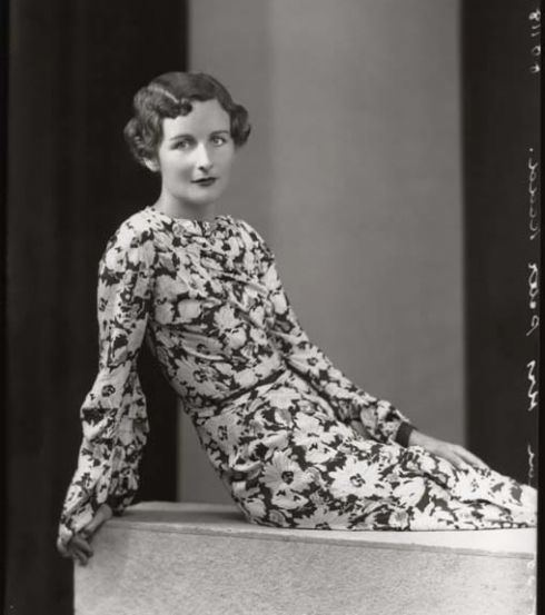 nancy mitford young